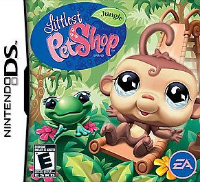 Littlest Pet Shop Jungle Nintendo DS, 2008