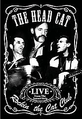 The Head Cat   Rockin the Cat Club Live from the Sunset Strip DVD