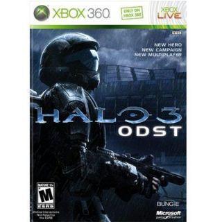 Newly listed Halo 3ODST &Forza Motorsport 3 Bundle (Xbox 360, 2009)