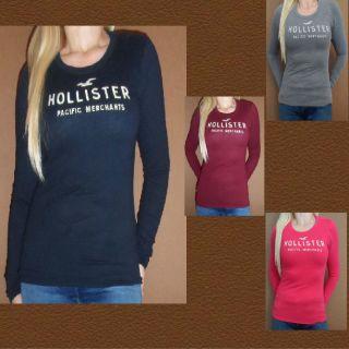2012 Hollister by Abercrombie Womens Newport peninsula Tee shirt top
