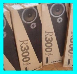 R300 HOME THEATER TOWER FLOOR STANDING SPEAKERS ★ BLACK ★ NEW