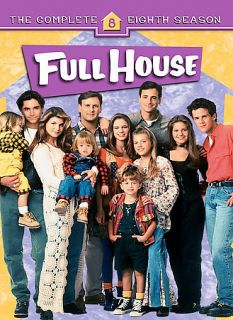 Full House ~ Complete 8th Eighth Season 8 Eight ~ BRAND NEW 4 DISC DVD