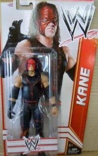 KANE NEW MASK WWE MATTEL BASIC SERIES 23 ACTION FIGURE TOY #66