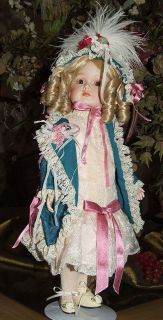 PATRICIA LOVELESS 16 LUCINDA ANTIQUE REPRODUCTION MEIN LEIBLING