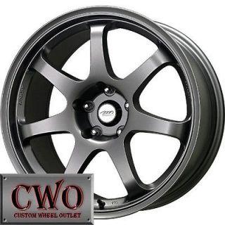 MB Weapon Wheels Rims 5x114.3 5 Lug Mazda 3 6 TSX Civic RSX Altima