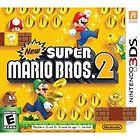 BRAND NEW NINTENDO 3DS NEW SUPER MARIO BROS 2