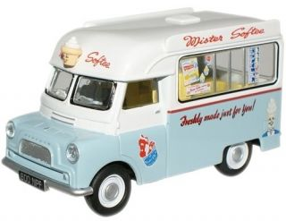 CA021 Bedford CA Mister Softee Ice Cream Van 1/43 Scale New in Case
