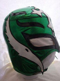 rey mysterio wrestling mask wwe costume semi pro from australia