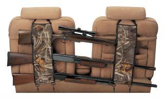 auto truck suv seat back gun rack max 4 advantage