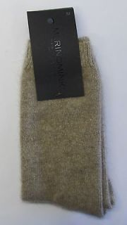 mens possum fur and merino wool socks