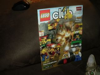 listed Lego Club Magazine September   October 2012 Lego City