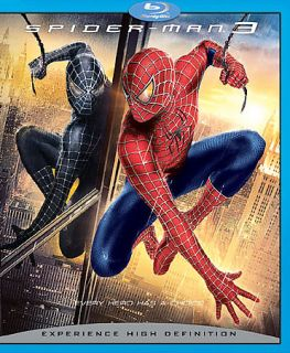 Spider Man 3 Blu ray Disc, 2007, 2 Disc Set