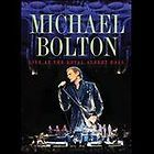 of layer michael bolton live at royal albert hall dvd