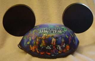 Disney Mickey Mouse Ears Hat 2012 Halloween Party Mickey & Friends