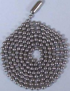 Genuine Military Dog Tag Ball Bead Chain USGI Army USMC Necklace Craft