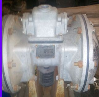 air operated diaphragm pump ss alum 2 sandpiper returns accepted