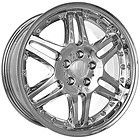 18 inch AMG Mercedes Benz C CL CLK E S SL SLK wheels rims chrome E500