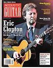 Acoustic Guitar Music Magazine Eric Clapton September 2004 15/3