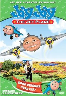 jay jay the jet plane good friends forever dvd 2003