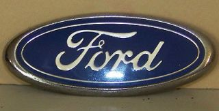 1996 2009 Ford oval grille emblem E8DB 5442550 CA