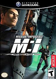 Mission Impossible Operation Surma Nintendo GameCube, 2004