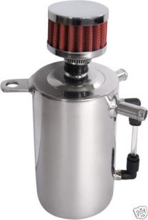 stainless steel oil catch tank reservoir can upgrade from united