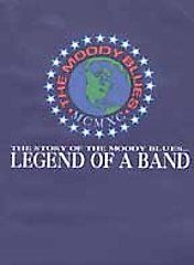 The Moody Blues   Legend of a Band (DVD,