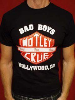 Motley Crue t shirt vtg tour girls hollywood nikki sixx guns n roses