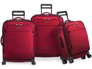 briggs riley transcend expandable spinner luggage collection brand new