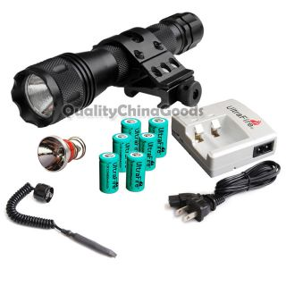 HUGSBY S3 Xenon 12V Flashlight + Mount/Pressure Switch