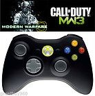 Xbox 360 Rapid Fire MODDED 5 Mode Jitter Black Controller for COD GOW