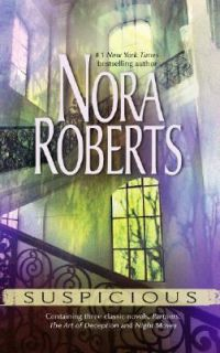 Art of Deception Night Moves by Nora Roberts 2003, Paperback