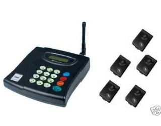 15 HME Wireless Messaging ® Paging System  Restaurant   Server