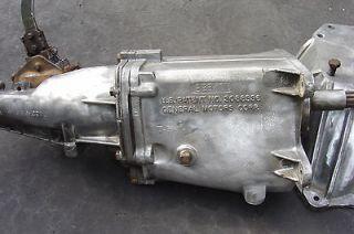 Muncie 4 Speed Transmission * GM3846429 * 10 spline input shaft*