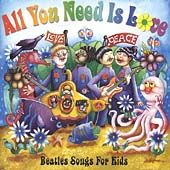 Beatles Songs for Kids CD, Aug 1999, Music for Little People
