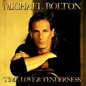 Time, Love Tenderness by Michael Bolton Cassette, Apr 1991, Columbia