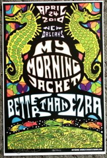 Music Memorabilia  Rock & Pop  Artists M  My Morning Jacket