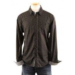 Woven English Laundry JOHN LENNON PAUL McCARTNEY Shirt Size XL X Large