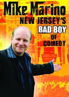 mike marino new jersey s bad boy of comedy 2007 dvd  1 95