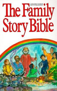 Family Story Bible by Ralph Milton 1997, Hardcover