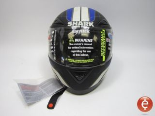 Shark S500 Air Helmet Size S Small ECE DOT VZ 40 Visor Screen