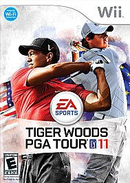 Tiger Woods PGA Tour 11 Wii, 2010