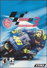 MotoGP 3 Moto GP III   Ultimate Street Bike Racing Technology PC Game