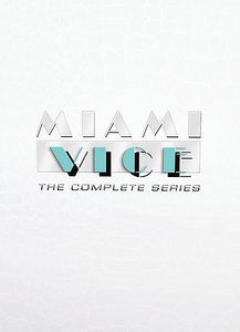 Miami Vice The Complete Series DVD, 2007, 27 Disc Set
