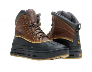 Nike Woodside 2 High (GS) ACG Dark Gold Leaf/Anthracite Boys Boots