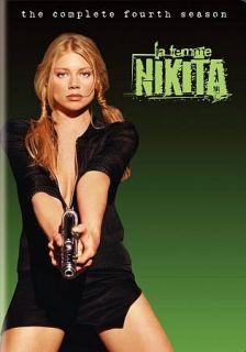 La Femme Nikita   The Complete Fourth Season DVD, 2010, 6 Disc Set