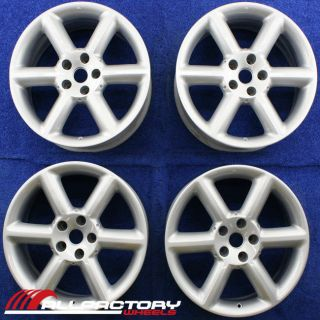 Nissan 350Z 2003 2004 2005 18 FACTORY OEM WHEELS RIMS SET 4 SILVER