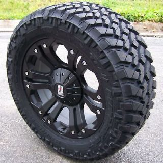 WHEELS RIM 35 NITTO TRAIL GRAPPLER TIRE SILVERADO 1500 FORD F150