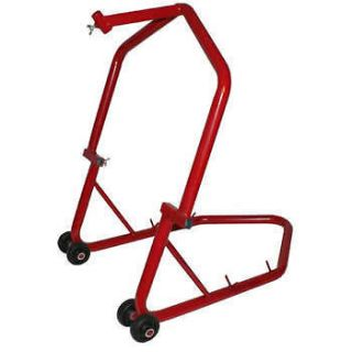 new front triple tree motorcycle center lift race stand time