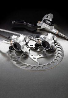 Hope Mini Trials Freeride MTB Mountain Bike Disc Brake Brakeset